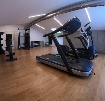La nostra Sala Fitness